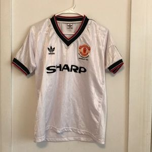 Manchester United replica 1983 shirt